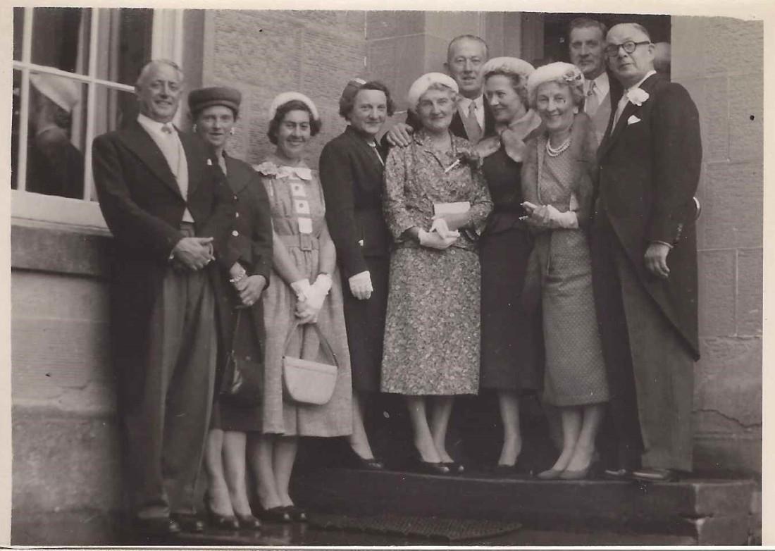 Wedding 1957 (2)