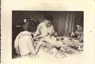 Dorothy, Matt and Fay