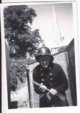 Fireman Paul