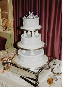 wedding cake jane