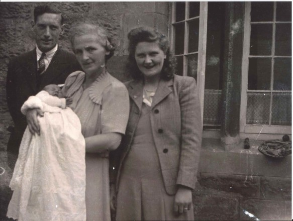 fred and winnie christening